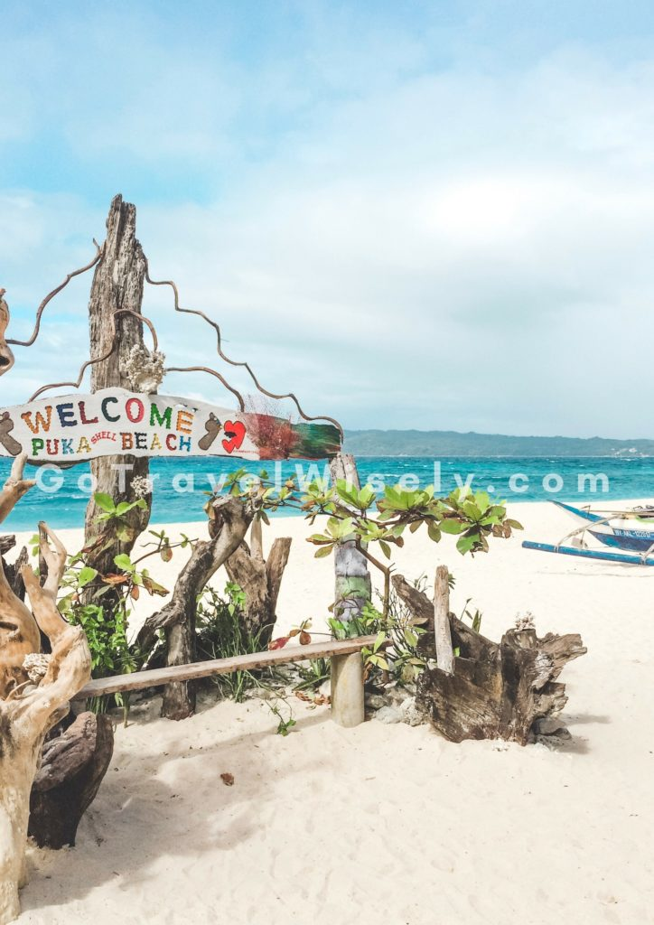 "Puka Beach - ""No BS"" Best 3 and FREE Beaches in Boracay Island 