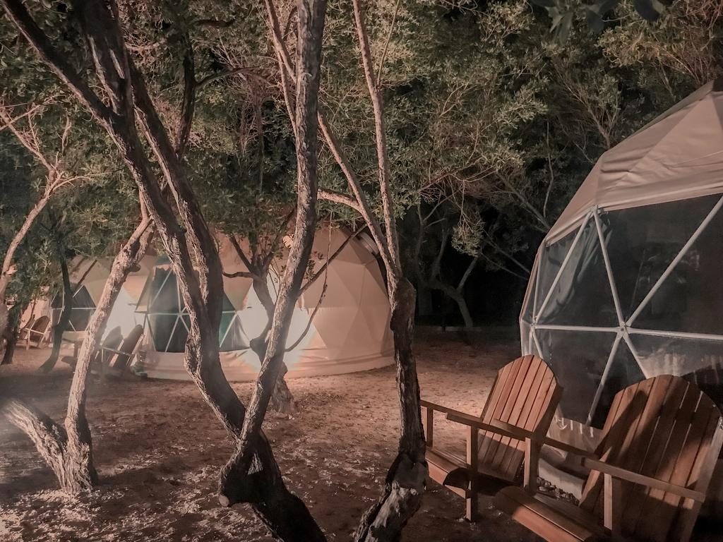 best glamping site in siquijor