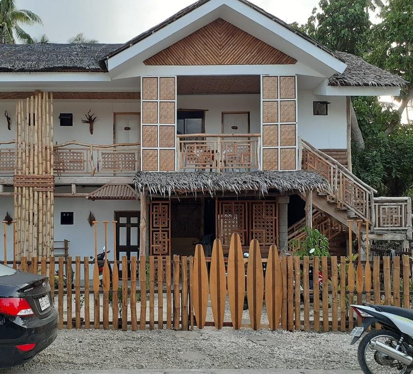 entrance of the best hostel in Siquijor - Sand 1 Hostel