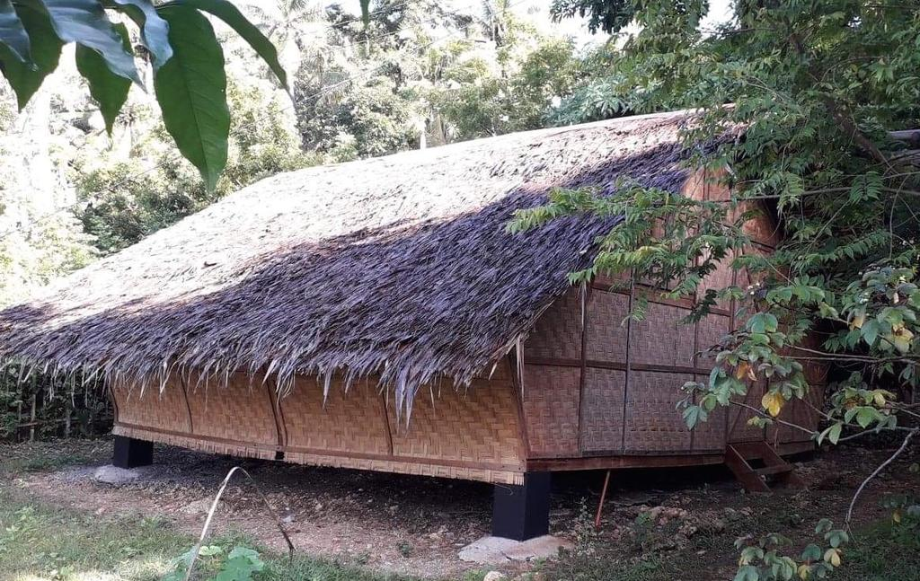 shared guesthouse in Little Nomads Eco-guesthouse, Siquijor